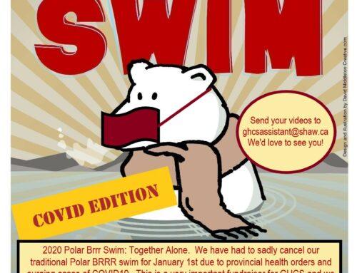 2021 Polar Brrr Swim!